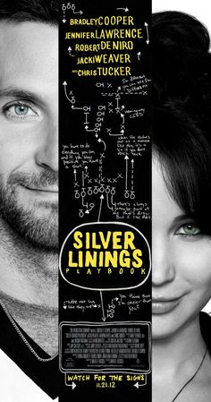 Silver Linings Playbook - Bradley Cooper - Jennifer Lawrence - Robert De Niro - Chris Tucker I understand this movie from a perspective many may not - and I enjoy it! See Movie, Movie List, Movie Tv, 2012 Movie, My Life Movie, Movie Shelf, Chris Tucker, Bradley Cooper, Catching Fire