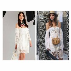 Sonia Fortuna White Dress Spring Summer 2015 Chiara Ferragni wear a similar dress