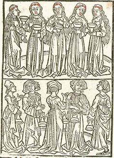 Das ist der spiegel der menschen behaltnis mit den ewangelien vnd mit epistelen nach der zyt des iars, mit dt. Perikopen und Auszügen aus Der Heiligen Leben Speyer, ca. 1480 GW M43020  Folio NP