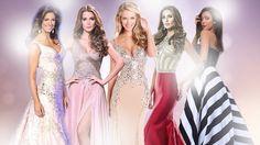 Miss Universe 2016 - Team America #2 - Venezuela, USA, Ecuador, Dominica...