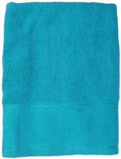 $15.00 2 pk - Terry Beach Blanket, 32in x 62in, (104580-TUR) Turquoise Dolphin Jacquard Border. 15Lbs./doz.  From Kaufman   Get it here: http://astore.amazon.com/ffiilliipp-20/detail/B006YD82O8/177-7011365-3178720
