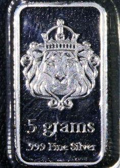 24k Gold Gilded 1oz .999 pure Silver Bar 1 oz Trident Silver Bar