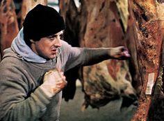 "Silvester Stalone/Rocky.     ""Doesn't it bother you people make fun of you !?!""    Must See, una de las mejores escenas ever. 3 min. Click a la foto !"