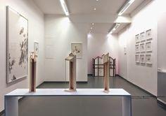 Follow Art With Me: CLAIRE TROTIGNON :  Let's Build a home - Solo Show...