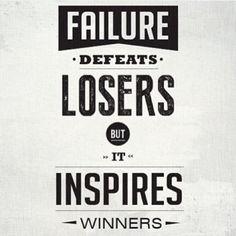Inspires winners