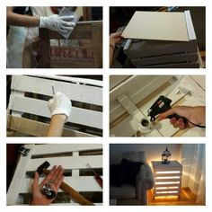 Cajones On Pinterest Crates Old Drawers And Storage Crates