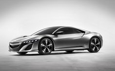 2013 Acura NSX concept car - i think this is more realistic as far as what's in my future (compared to my beloved audi r8)