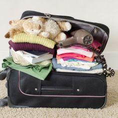 Trucs et astuces pour bien ranger sa valise