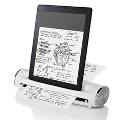 iConvert iPad Scanner