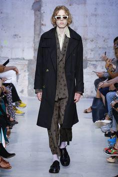 Marni Spring 2018 Menswear Fashion Show Collection