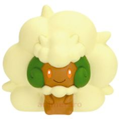 Pokemon XY Fairy Full Collection WHIMSICOTT Figure Nintendo Tomy Gashapon  #TakaraTomyArts