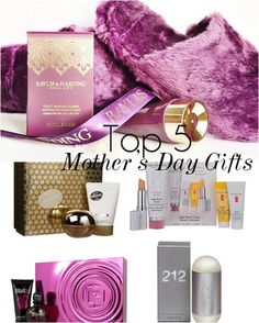 Top 5 Gifts for Mother's Day from Semichem