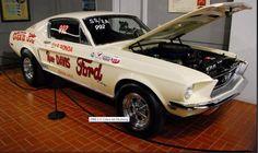 photos of gas rhondas mustang | 1968-1 of 2 Ford Gas Ronda Cobra Jet Mustang