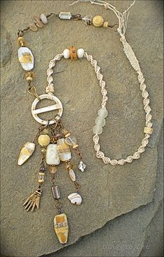 amulet, talisman, shaman  www.maggiezee.blogspot.com