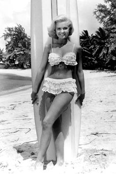 Image result for images, shelly fabares, bikini
