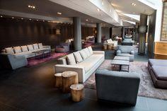 Piolets Park & Spa, lobby
