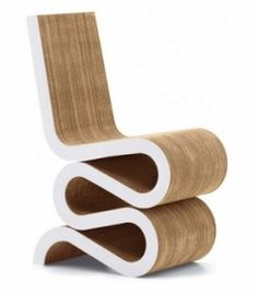 Frank Ghery Squiggle Chair