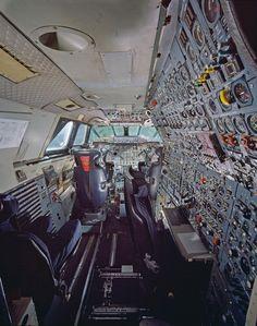 :: Concorde, Fox Alpha, Air France Cockpit at the Udvar-Hazy Center ::