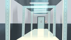 """kevindart:  The Professor's Lab - Backgrounds from the Powerpuff Girls Special """"Dance Pantsed"""""""