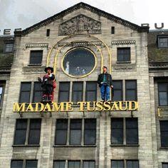 Madame Tussauds in Amsterdam, Noord-Holland