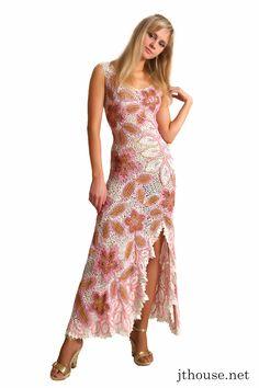 Vanessa - Вечерние платье, вязаное платье