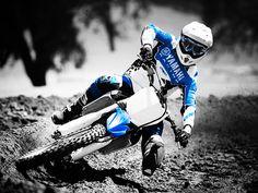 Yamaha Motocross YZ250F y YZ450F