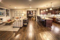 basement decorating | Basement Decorating Ideas | Theater Room, Gaming, Bar, & Gym