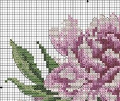 Zz Cross Stitch Rose, Cross Stitch Flowers, Counted Cross Stitch Patterns, Projects To Try, Embroidery, Floral, Crafts, Wall Photos, Roses