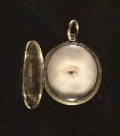 "ymutate:  """"The Eye of Mrs. Fitzherbert"", R. Cosway, 1786  """