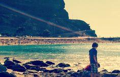 La playa en Gran Canaria