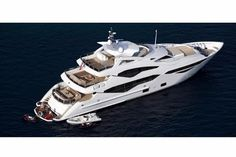 Used 2016 Sunseeker 131 Yacht, Florida - 33312 - BoatTrader.com