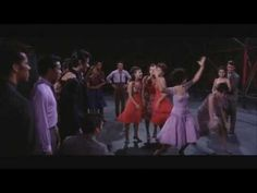 West Side Story - America (1080p HD) - I love this song, the dancing, and the way those dresses swing!