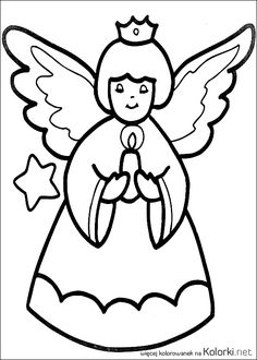 Angel Coloring Pages for Kids. 20 Angel Coloring Pages for Kids. Angel Coloring Page for Teens and Adults Angel Coloring Pages, Monster Coloring Pages, Coloring For Kids, Printable Coloring Pages, Coloring Pages For Kids, Coloring Books, Christmas Signs, Christmas Colors, Christmas Angels
