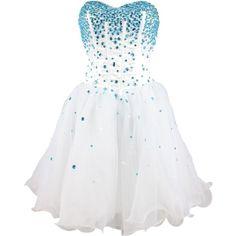 Evie's wedding dress