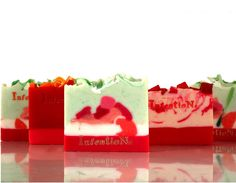Pear Berry Soap Bar - Intentions - consistently beautiful designs