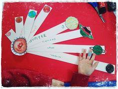 Los planetas. Hacemos una actividad de lectoescritura, lógico matemática, artística? Pues si lo hacemos todo junto mejor:…