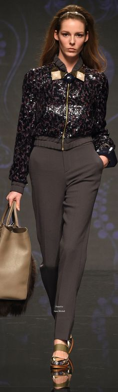 Aigner Collections Fall Winter 2015-16 collection