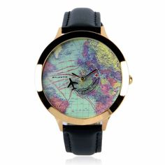 A map watch!