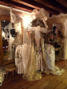 Baroque 18th century rococo fashion Venice Carnival Il Ballo del Doge #dress