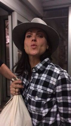 Lana Parrilla in Brazil - June 2016