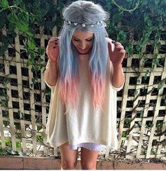 Zoete+kleurtjes+in+je+haar?+Wauw+wij+zijn+er+helemaal+dol+op.