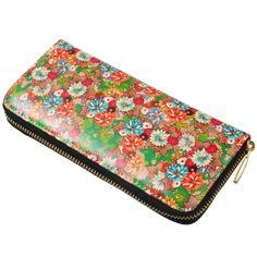 NA-0147 Xiamen Volk unique wallet zipper handmade wallet