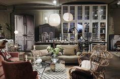 House Design, Ikea Inspiration, Interior Design, House Interior, French Country House, Store Design Interior, Living Room, Home Deco, Home Decor
