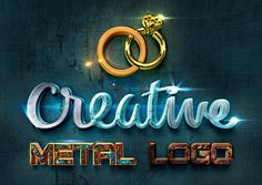 https://flic.kr/s/aHskQEDdUf | Metal Text Style | I'll redesign your logo , or any other text you like in Eye Catching metal style , Gold, Silver, Rust, Copper style   For more,See extras.  This is a really a great way to promote your business , brand or service. You can use this mainly for following purposes.  Use as your facebook, tiwitter, Igoogle, instgram ...ect.  social media cover Use it in you blog or website Use it to design business cards you can get benefit from my package and…