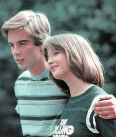 Pierre Cosso e Sophie Marceau ,1982