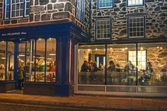 Wine Shop Wales | Dolgellau | GWIN DYLANWAD WINE Glass Extension, Vegan Shopping, Table Seating, Homemade Soup, Wine Tasting, Wine Recipes, Wales, Old Things, Relax