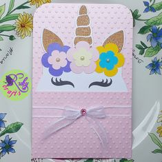Designed and sold by Ruby Crafts and Gifts Shop Unicorn Invitations, Birthday Invitations, Wedding Invitations, Christening, Paper Crafts, Shop, Cards, Gifts, Things To Sell
