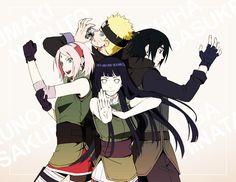 #sakura #haruno #sasuke #uchiha #naruto #uzumaki #hinata #hyuuga #shippuden #gaiden #anime #fanart