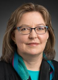 Susan Cancelosi, a former research professor with the Law Center's Health Law and Policy Institute, is currently interim associate dean of Wayne State University Law School.