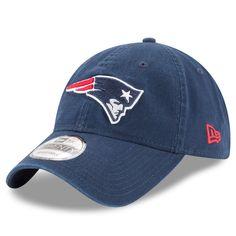 ff37dc2d0 Men s New England Patriots New Era Navy Core Classic 9TWENTY Adjustable Hat